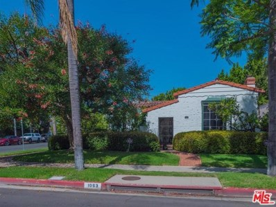1063 S ORLANDO Avenue, Los Angeles, CA 90035 - MLS#: 18353790