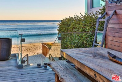 27244 Escondido Beach Road, Malibu, CA 90265 - MLS#: 18353876