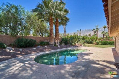 3505 E SONORA Road, Palm Springs, CA 92264 - MLS#: 18354172PS