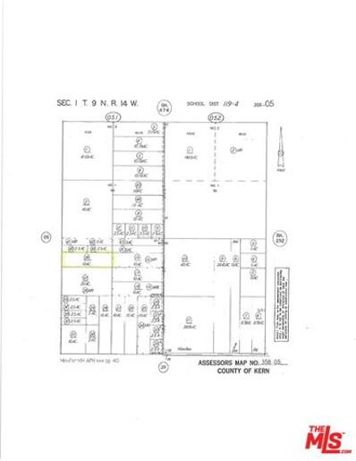 0 110th, Rosamond, CA 93560 - MLS#: 18354202