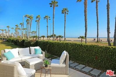 4 Sea Colony Drive, Santa Monica, CA 90405 - MLS#: 18354214