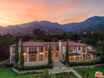 1664 E VALLEY Road, Santa Barbara, CA 93108 - MLS#: 18354260