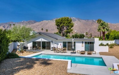 596 N LUJO Circle, Palm Springs, CA 92262 - MLS#: 18354350PS