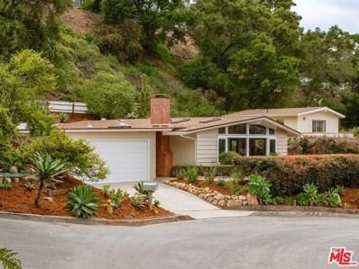 1259 CALLE CERRITO, Santa Barbara, CA 93101 - MLS#: 18354554