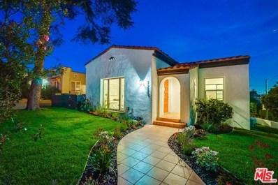 1258 S Hudson Avenue, Los Angeles, CA 90019 - MLS#: 18354614