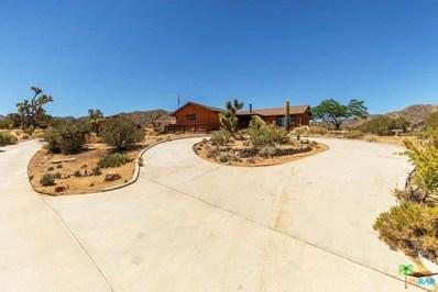 58928 Carmelita Circle, Yucca Valley, CA 92284 - MLS#: 18354960PS