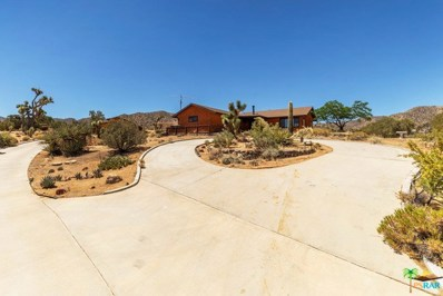 58928 Carmelita Circle, Yucca Valley, CA 92284 - MLS#: 18354960PS