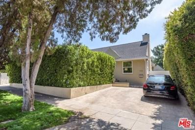 828 N GARDNER Street, Los Angeles, CA 90046 - MLS#: 18355066