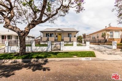 1953 Lohengrin Street, Los Angeles, CA 90047 - MLS#: 18355634