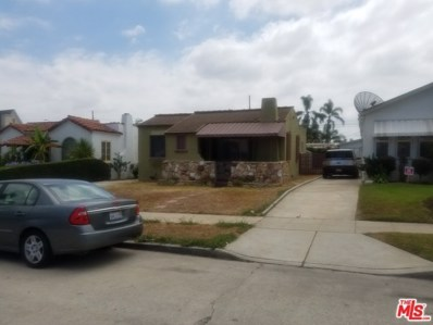 6710 HAAS Avenue, Los Angeles, CA 90047 - MLS#: 18355762