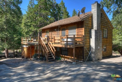 52760 MCGOVERN Road, Idyllwild, CA 92549 - MLS#: 18355766PS