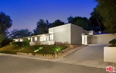 1027 COVE Way, Beverly Hills, CA 90210 - MLS#: 18356270