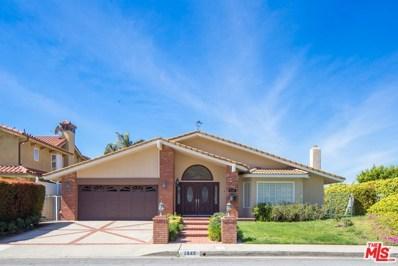 2843 Joaquin Drive, Burbank, CA 91504 - MLS#: 18356430
