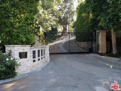 17625 Hidden Oaks Road, Encino, CA 91316 - MLS#: 18356458