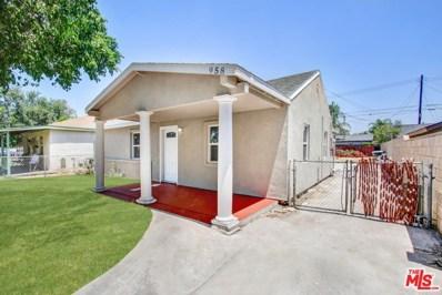 958 KANSAS Avenue, Colton, CA 92324 - MLS#: 18356580