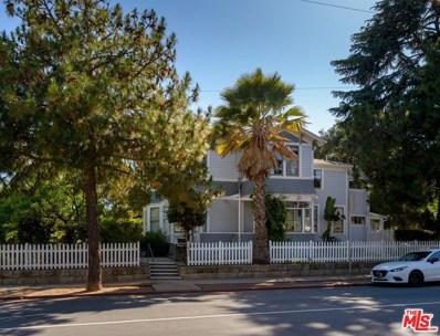 1603 DE LA VINA Street, Santa Barbara, CA 93101 - MLS#: 18356588