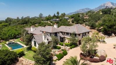 1520 LAS CANOAS Road, Santa Barbara, CA 93105 - MLS#: 18356634
