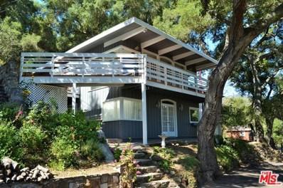 1145 Old Topanga Canyon Road, Topanga, CA 90290 - MLS#: 18356828