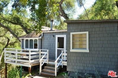 1133 Old Topanga Canyon Road, Topanga, CA 90290 - MLS#: 18356832