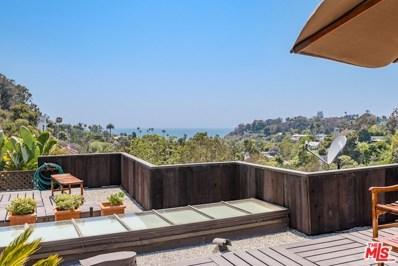 454 ENTRADA Drive, Santa Monica, CA 90402 - MLS#: 18356858