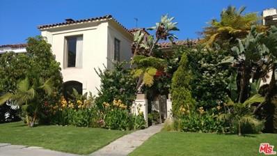 126 S DETROIT Street, Los Angeles, CA 90036 - MLS#: 18356982