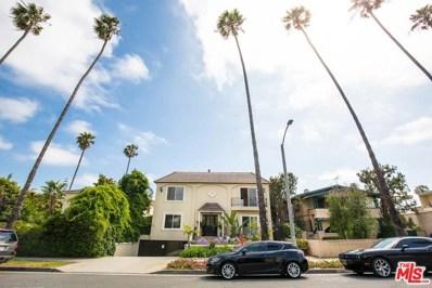 1024 5TH Street UNIT 6, Santa Monica, CA 90403 - MLS#: 18357044