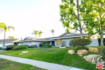 1159 WOODRIDGE Avenue, Thousand Oaks, CA 91362 - MLS#: 18357174