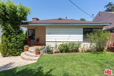1270 CRESCENT Drive, Glendale, CA 91205 - MLS#: 18357204