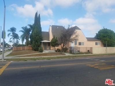 2203 W 75TH Street, Los Angeles, CA 90043 - MLS#: 18357504