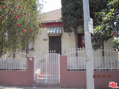 1214 E Vernon Avenue, Los Angeles, CA 90011 - MLS#: 18357596
