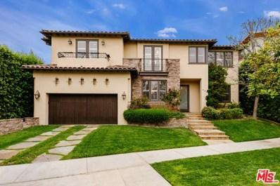 608 Radcliffe Avenue, Pacific Palisades, CA 90272 - MLS#: 18357618