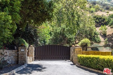 3100 Mandeville Canyon Road, Los Angeles, CA 90049 - MLS#: 18357880