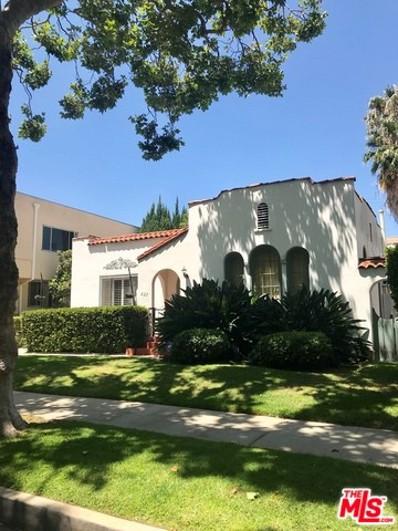227 N Swall Drive, Beverly Hills, CA 90211 - MLS#: 18357914