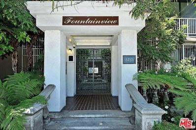 8455 Fountain Avenue UNIT 315, West Hollywood, CA 90069 - MLS#: 18358032