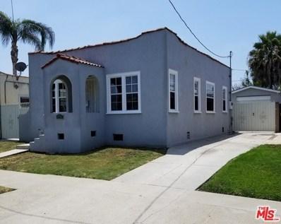 4736 W 29TH Street, Los Angeles, CA 90016 - MLS#: 18358082