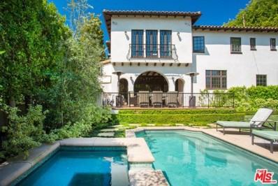 516 N ALTA Drive, Beverly Hills, CA 90210 - MLS#: 18358804