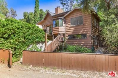 534 GLEN Trail, Topanga, CA 90290 - MLS#: 18358962