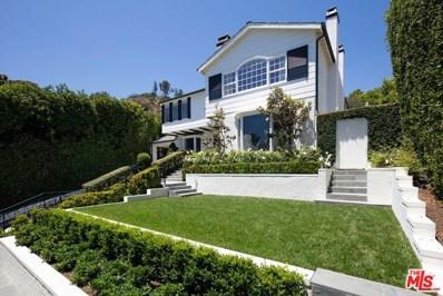 1409 N DOHENY Drive, Los Angeles, CA 90069 - MLS#: 18359190