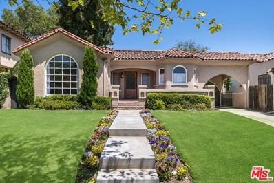 1232 S CURSON Avenue, Los Angeles, CA 90019 - MLS#: 18359212