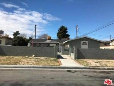44745 Stanridge Avenue, Lancaster, CA 93535 - MLS#: 18359256