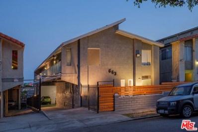 663 W 2ND Street, San Pedro, CA 90731 - MLS#: 18359380