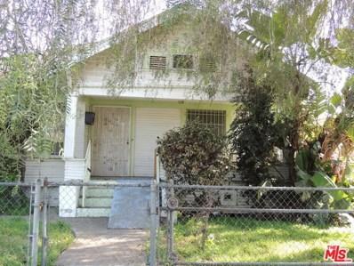1912 W 23RD Street, Los Angeles, CA 90018 - MLS#: 18359480