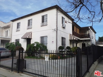 862 S Gramercy Place, Los Angeles, CA 90005 - MLS#: 18359618