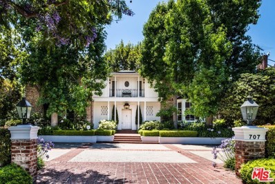707 N Palm Drive, Beverly Hills, CA 90210 - MLS#: 18360076