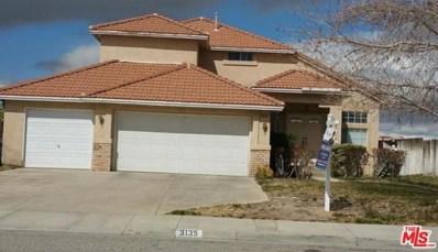 3135 CONESTOGA CANYON Road, Palmdale, CA 93550 - MLS#: 18360398