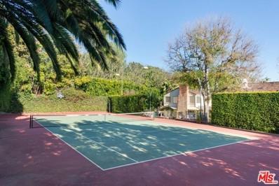 1027 Summit Drive, Beverly Hills, CA 90210 - MLS#: 18360506