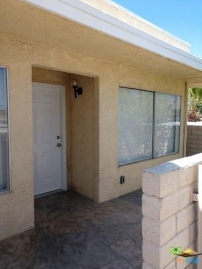 3921 E Calle De Carlos UNIT D, Palm Springs, CA 92264 - MLS#: 18360580PS