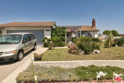 1240 LOOKOUT Drive, Oxnard, CA 93035 - MLS#: 18360824