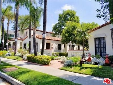 392 S Marengo Avenue UNIT 103, Pasadena, CA 91101 - MLS#: 18360906