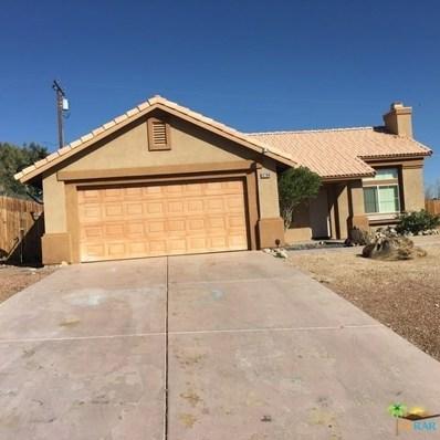 12780 AGUA CAYENDO Road, Desert Hot Springs, CA 92240 - MLS#: 18360946PS